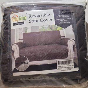 Easy-Going Loveseat Slipcover Reversible Cover